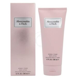 Abercrombie fitch first instict woman bodylotion