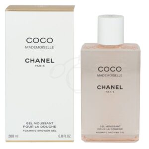 Chanel coco mademoiselle shower
