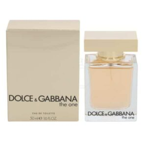 Dolce and gabbana the one edt