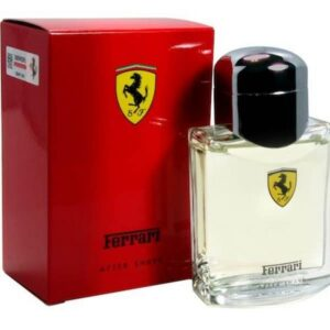 Ferrari Red Aftershave