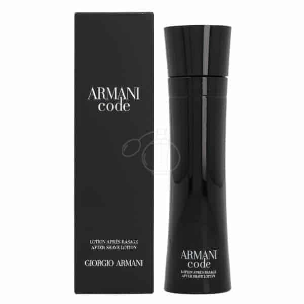 Giorgio Armani Code Pour Homme aftershave