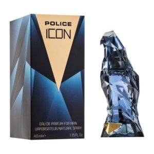 Police Icon For Man EDP