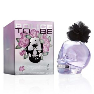 Police To Be Rose Blossom EDP